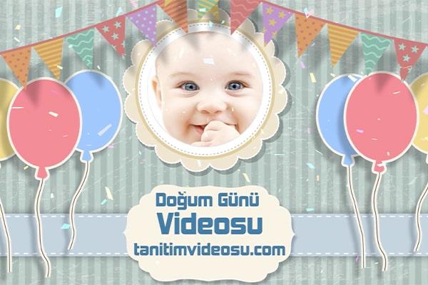 Doğum günü videosu