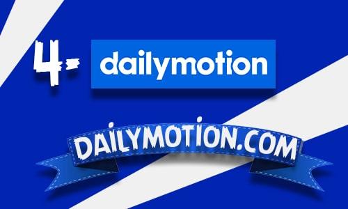 Dailymotion sitesi
