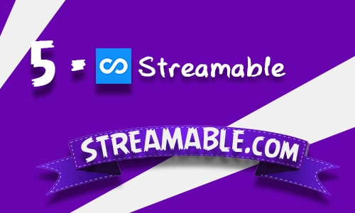 Streamable Video Paylaşım Sitesi