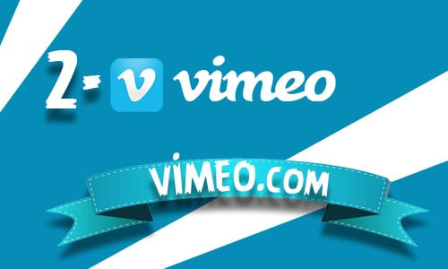 Vimeo ücretsiz video paylaşım sitesi