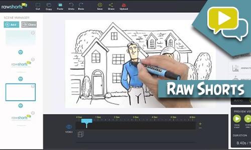 Raw shorts programı