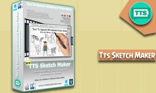 TTS Sketch Maker Animasyon Programı