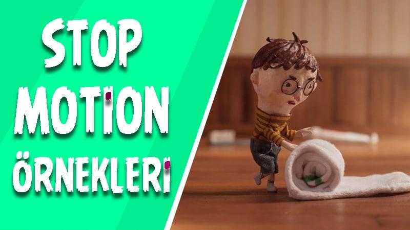 Stop Motion Filmler